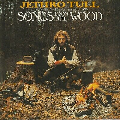 Jethro Tull - Songs From The Wood + 2. Japan.mini-Lp Sleeve