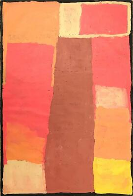 Kudditji Kngwarreye~ABSOLUTELY STUNNING MA$$IVE INVE$TMENT PAINTING~Total WOW!!!