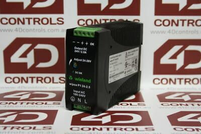 Weiland P1 24-2.5 Switching Power Supply - Used