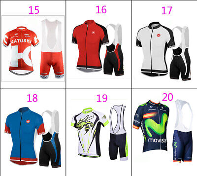 Clean up inventory Ropa Bici Ciclismo Cycling Jersey Maillot Culotte Conjuntos