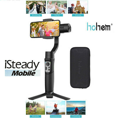 Hohem iSteady Mobile 3-Axis Handheld Smartphone Gimbal Stabilizer For Wedding
