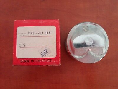 13101-443-000 Genuine Piston For Honda Cm400T,cm400Zt
