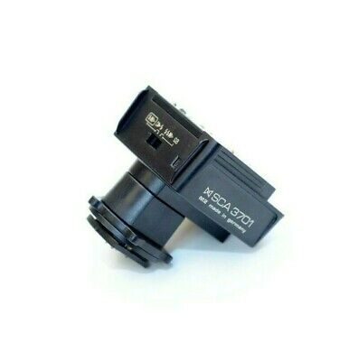 Metz SCA-3701 M2 Flash Shoe Adapter, For PENTAX,  Great Condition, Working! 2852