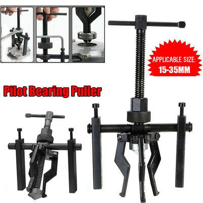 3-Jaw Inner Bearing Puller Gear Extractor Car Machine Heavy Duty Remover Tool AU