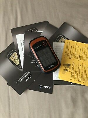 Garmin Etrex 20 Handheld GPS with Full UK & Europe Maps View USA