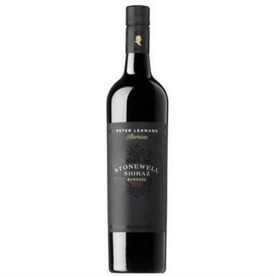 Peter Lehmann's Barossa Valley Stonewell Shiraz Red Wine 2013 (6x750ml) RRP $515