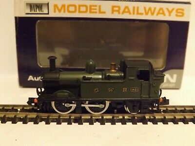Dapol Model Railways Nd001 G.w.r. 0-4-2 Tank ..in Mint Condition / Excellent