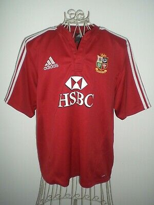 2a26c3b4cf0 British & Irish Lions Rugby Union Shirt South Africa 2009 L - Large Adult /  Mens