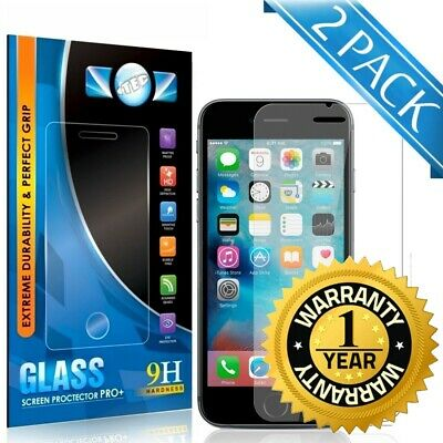 Tempered Glass Screen Protector For Apple iPhone 7 -  100% Genuine ITEC