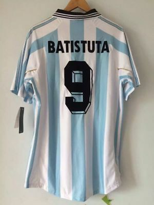 1678eb694 ARGENTINA 1998 WORLD CUP AWAY RETRO SHIRT