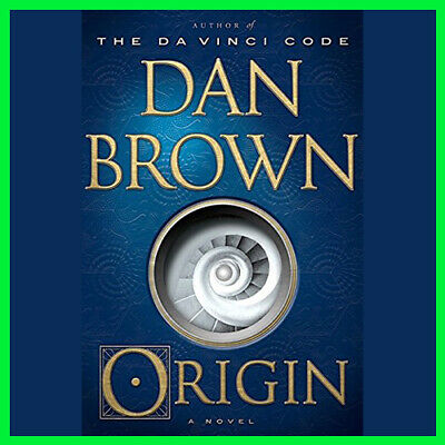 Origin A Novel by Dan Brown (E-book) {PDF} ⚡Fast Delivery(10s)⚡