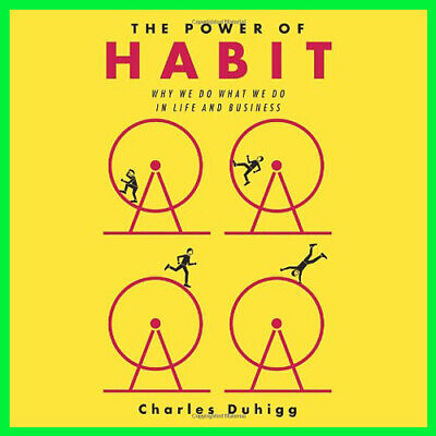 The Power of Habit: Why We Do What We Do ... (E-book) {PDF} ⚡Fast Delivery(10s)⚡