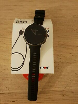 Polar Vantage V Black HR M- L Watch -