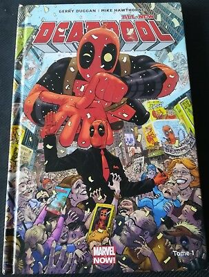 All-New DEADPOOL - Le Millionnaire Disert - Tome 1 (VF)