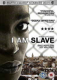 I Am Slave (DVD) (NEW AND SEALED) (REGION 2) (FREE POST)