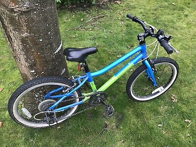 7b8f2ff132b PROMETHEUS KIDS BIKE 18 inch Boys and Girls in Blue  amp  Black with ...