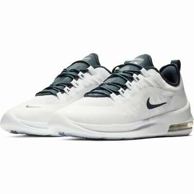 official photos a22fc 0f698 Scarpe sportive uomo Nike Air Max Axis AA2146-105 Bianco-Blu Pelle-mesh