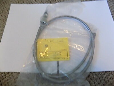 Vintage Honda  Gray Speedometer Cable - 46 Inches long - NEW!