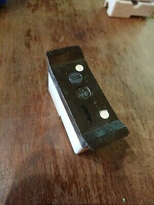 BS3036 REWIREBLE FUSE CARRIER AND Base WYLEX 5A