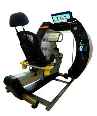 GEOWAY emotion SUN 400XL Infrarot-Ergometer / Perfect Forms Abnehm System Top!