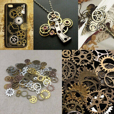 Watch Parts DIY Resultados de la joyeria Engranajes  COGS Steampunk