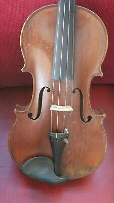 Good old French violin made by MOUGEL , MIRECOURT  c 1800