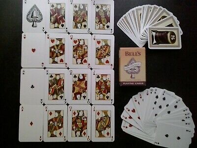 Bells Whiskey Deck Of Playing Cards.(Unused=Mint)
