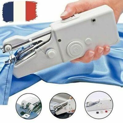 Mini Machine À Coudre Patchwork DIY Point de Tissu Home Sewing Couture Outil