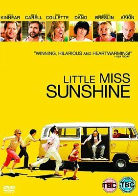 Little Miss Sunshine (DVD 2007) Greg Kinnear