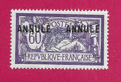 Cours Instruction N° 144 C1 2 Sans Charniere Timbre Stamp