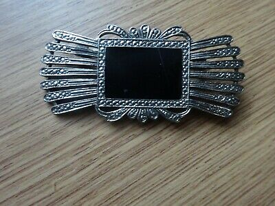 Lovely Vintage Art Deco Style Brooch