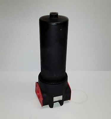HYDAC DFBH/HC660TL10BM1.0/16B6 Hydraulic 6000psi Filter & Filter Housing
