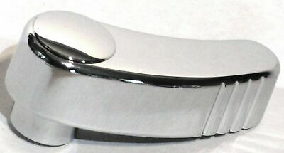 replacement lever passengers seat chrome plated for Peterbilt Kenworth seat