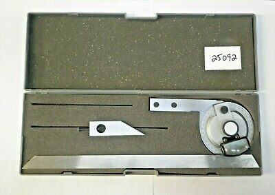 Universal Bevel Protractor #004-755 ***New*** Pic#25092