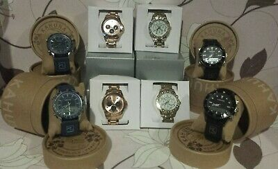 JOB LOT of Watches Mens/ Ladies KAHUNA & SPIRIT SPECIAL GIFTS BUNDLE IN BOXES KS
