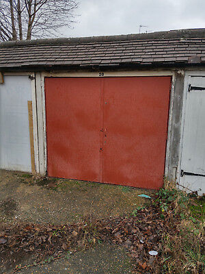 Garage (freehold) for sale