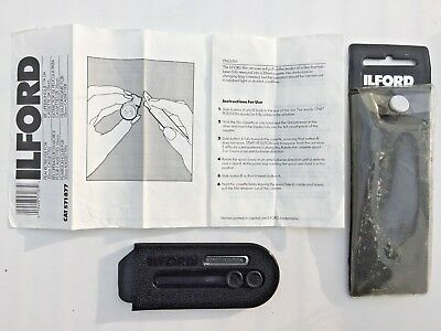 Ilford Film Retriever for 35mm Cassettes - with Instructions