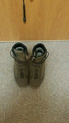 AKU Pilgrim GTX MOD Brown Boots Size 10.5 low Not Issued