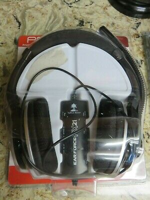 New Turtle Beach Ear Force PX21 Gaming Headset for PS3 / XBOX 360/ PC/ Mac