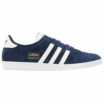 Adidas Men's Gazelle OG Casual Trainers Retro Sneakers Classic Shoes Navy