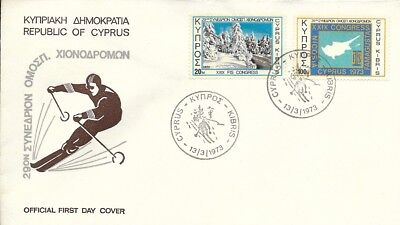 13/3/1973 29On Eyneapion Omoen Xionoapomon Fdc