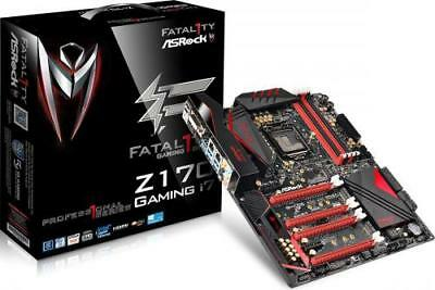ASRock Fatal1ty Gaming Z170 Gaming I7 professional series 90-MXB110-A0UAYZ