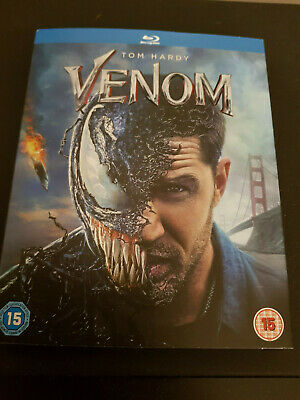 Venom Blu Ray (Brand New)
