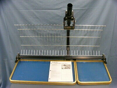 """Delta Rockwell Wood Lathe Safety Shield 46-809 for 12"""" and 16"""" Lathes NOS"""