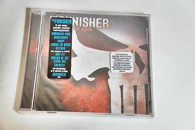 The Punisher Album Drowning Pool / Seether/ Etc New Canada Import-Cd