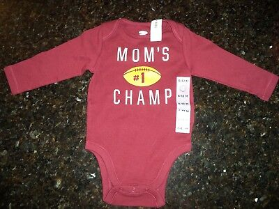 Boys Size 6-12 Mths Months Old Navy One Piece Shirt-Bnwt!!!