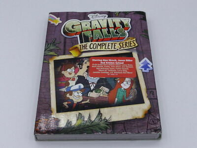 Gravity Falls The Complete Series (6-DVD Set,2018)