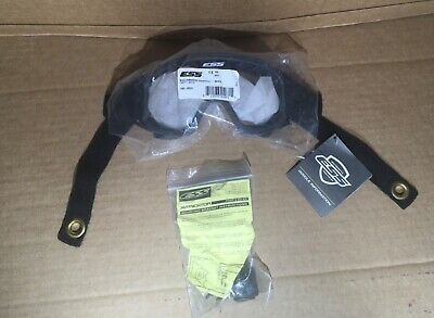 New ESS Innerzone Firefighter Helmet Goggles NFPA 1971 - 2013 Edition w/Mounting