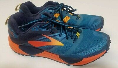 16122e546b3 New Womens Brooks Cascadia 12 National Park Yosemite Trail Running Shoes Sz  10.5