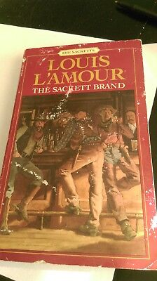 the sackett brand the louis lamour collection
